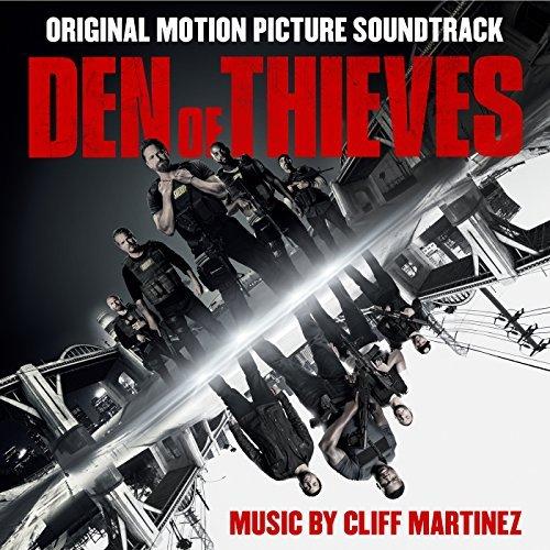 Nella tana dei lupi colonna sonora Cliff Martinez