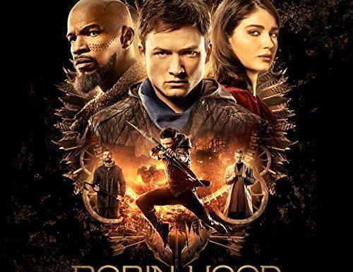 Robin Hood – L'origine della Leggenda – Colonna Sonora Film 2018