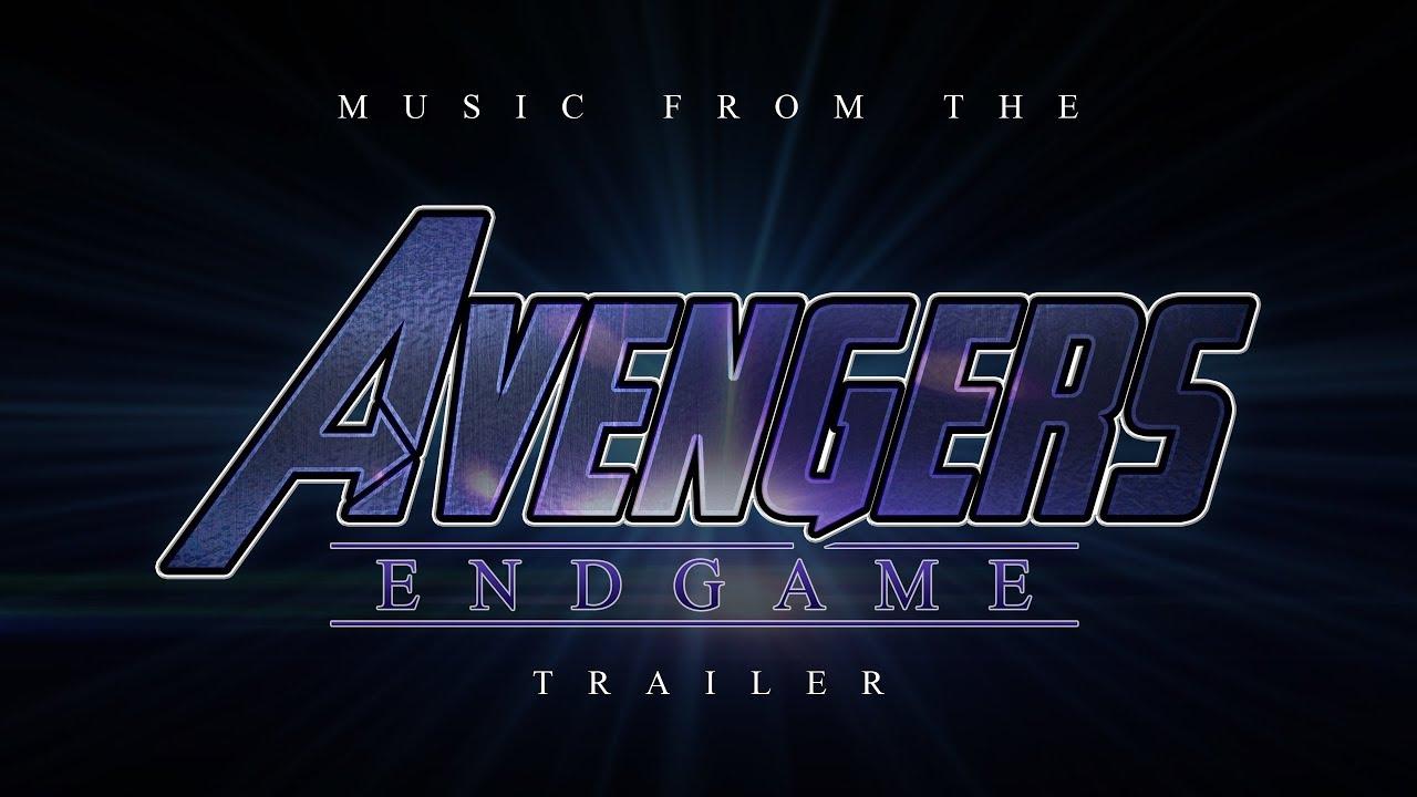 Avengers Endgame soundtrack
