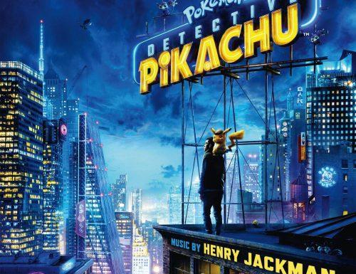 Pokémon – Detective Pikachu – Colonna Sonora Film 2019