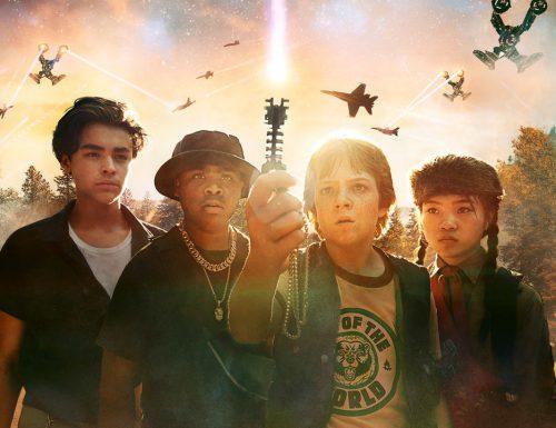 Rim Of The World – Colonna Sonora Film Netflix