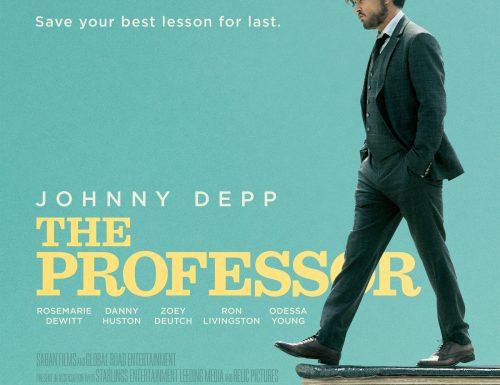 Arrivederci Professore – Colonna Sonora Film con Johnny Depp