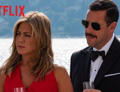 Murder Mystery – Colonna Sonora Film Netflix