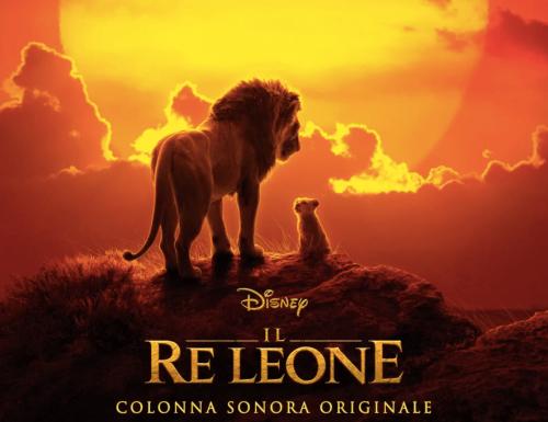 Il Re Leone – Colonna Sonora Film 2019