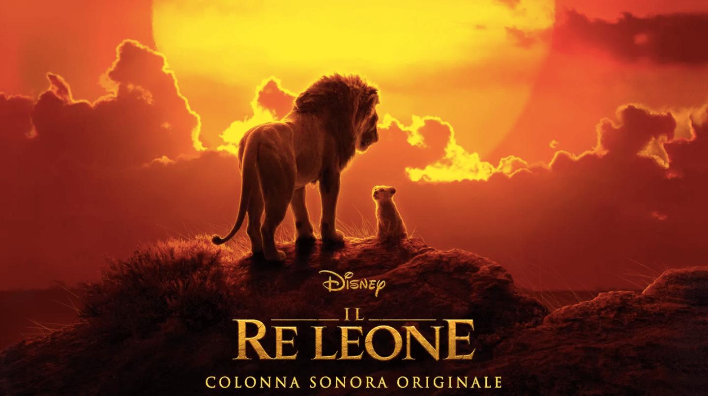 Il Re Leone colonna sonora film 2019