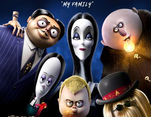 La Famiglia Addams – Canzoni Film 2019