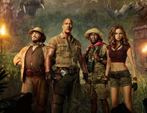 Jumanji – The Next Level – Colonna Sonora Film 2019