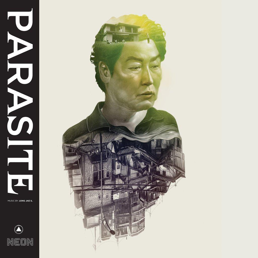 Parasite colonna sonora
