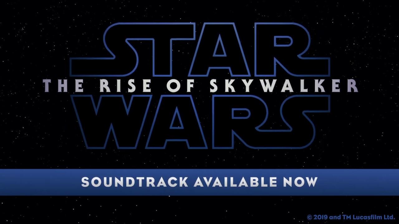 Star Wars - L ascesa di Skywalker - Colonna Sonora