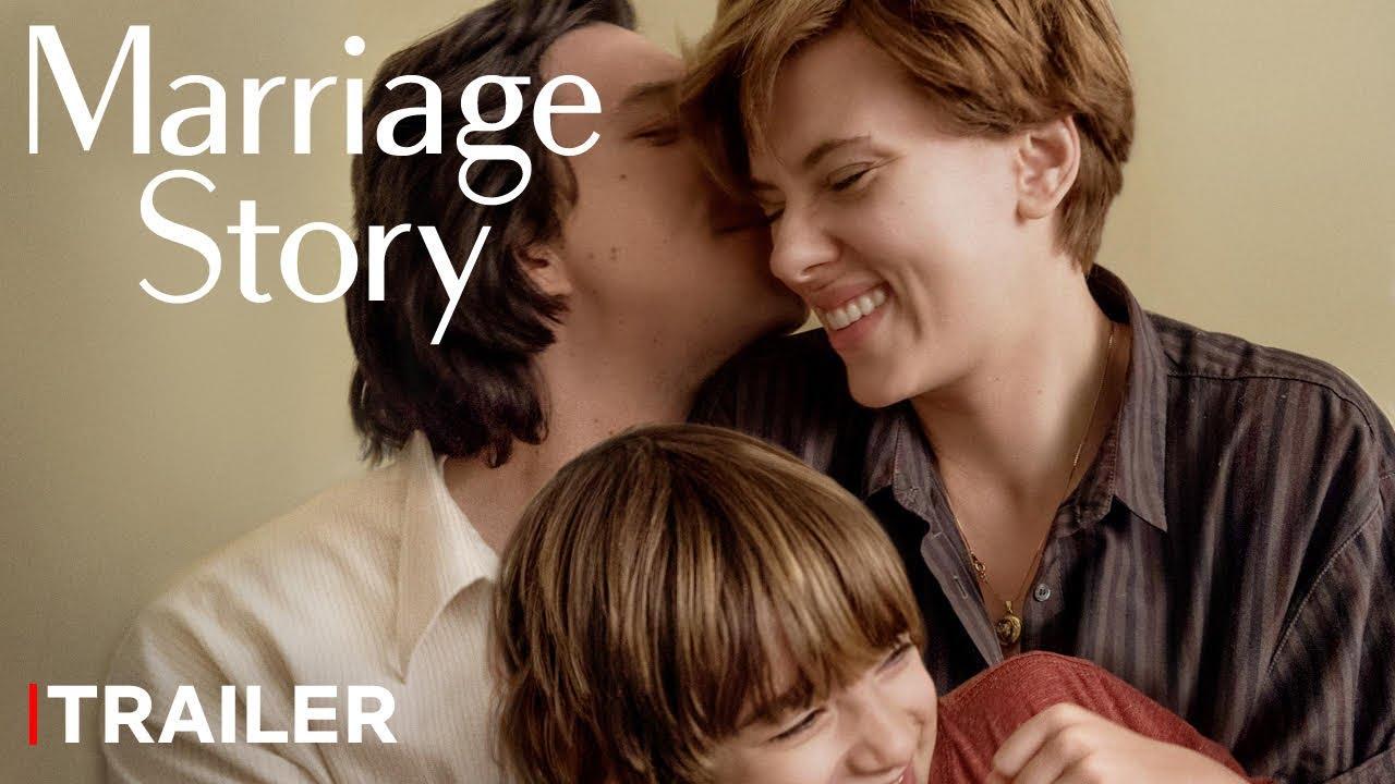 Storia di un matrimonio colonna sonora film netflix