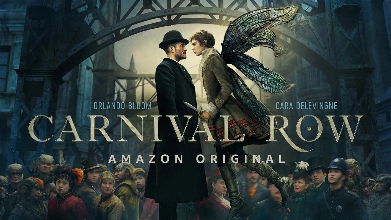 carnival row colonna sonora serie amazon