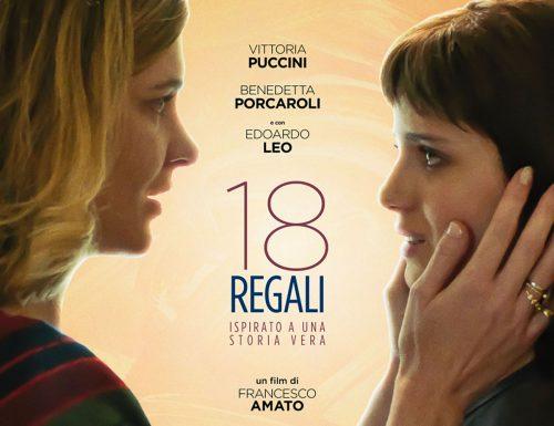 18 Regali – Canzoni Colonna Sonora Film