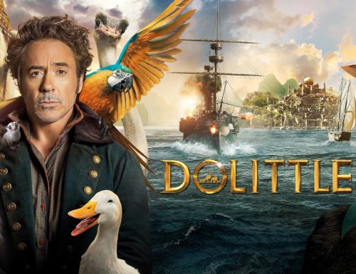 Dolittle – La Colonna Sonora del Film 2020 con Robert Downey Jr.